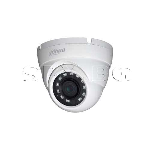4.1MP HD-CVI водоустойчива камера до 30м Dahua