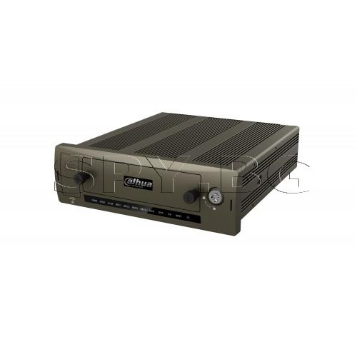 4-канален мобилен хибриден цифров видеорекордер Dahua