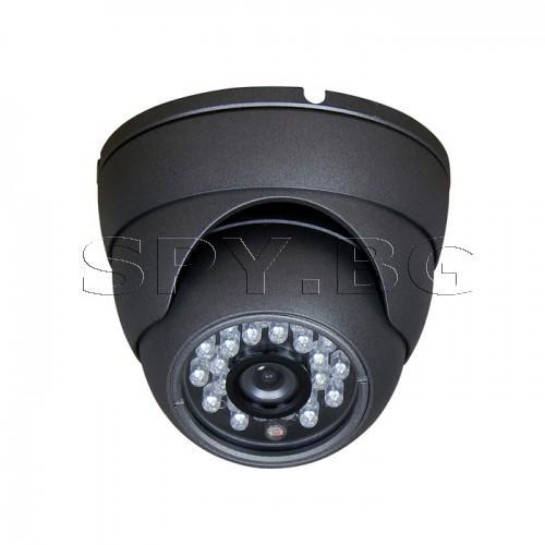 HD-CVI водоустойчива куполна (Eye-ball) камера 2MP AVISION