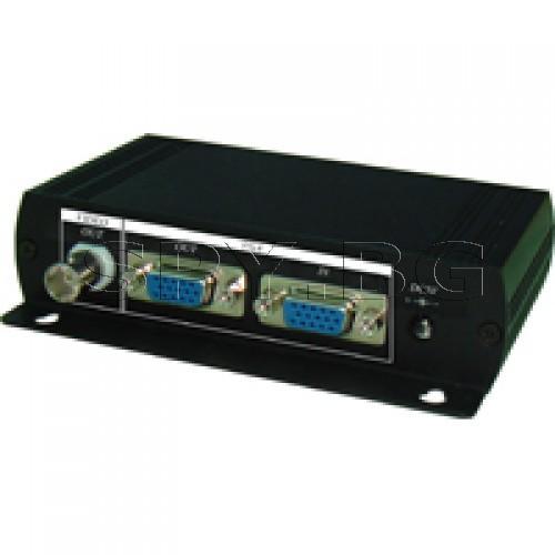 Конвертор от VGA сигнал към аналогов видеосигнал