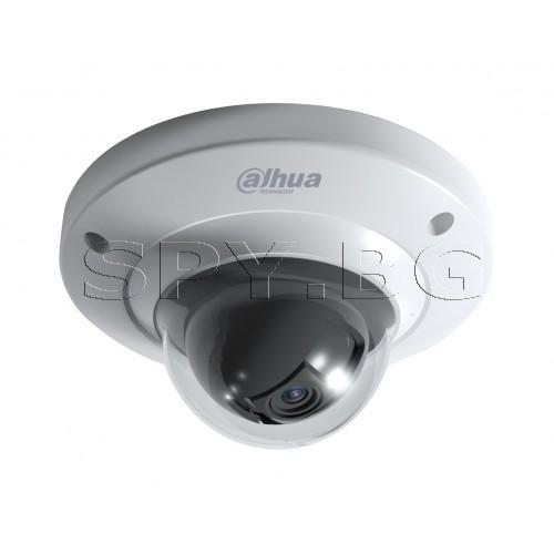 1MP IP вандалоустойчива мини камера Dahua