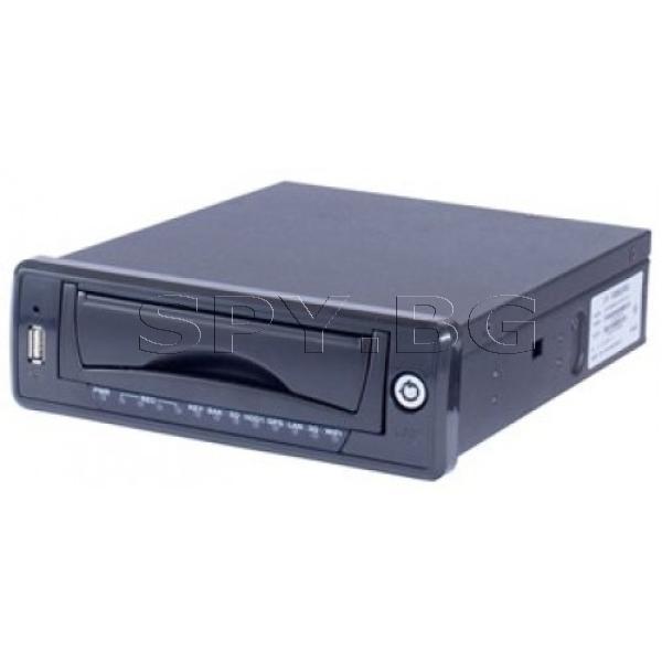 4-канален мобилен цифров видеорекордер - Dahua