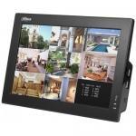 """4-канален цифров видеорекордер с вграден 10"""" LCD монитор Dahua"""