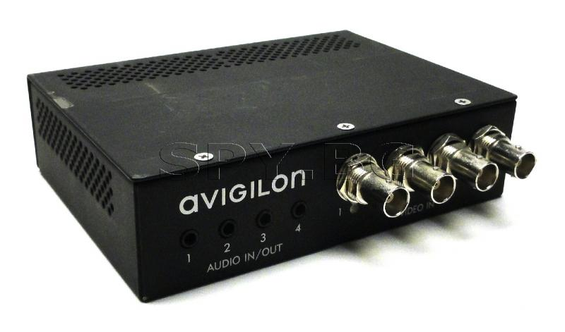 4-канален мрежови видеосървър AVIGILON