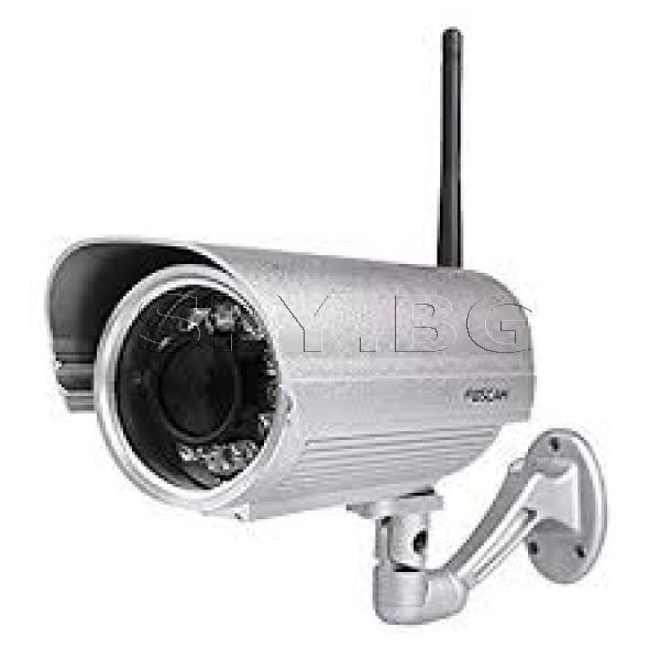 Безжична водоустойчива Wi-Fi IP камера - FOSCAM