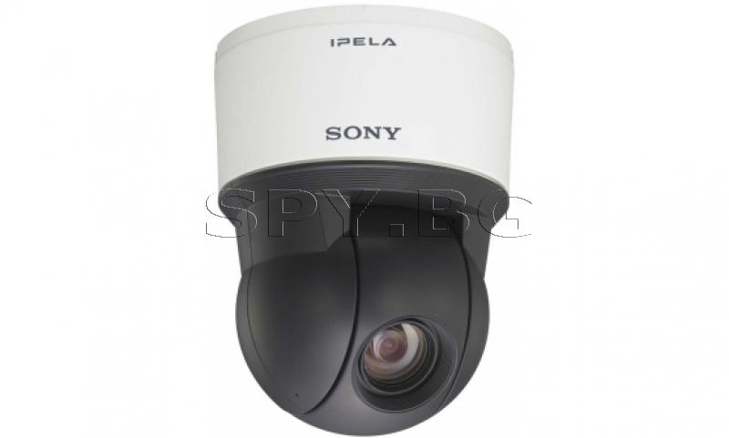 Високоскоростна куполна IP камера SONY