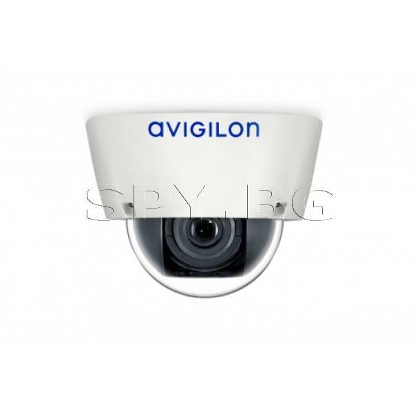 2MP куполна, FullHD IP камера с Адаптивен видео анализ AVIGILON