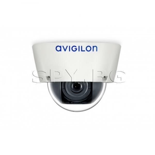 3MP куполна IP камера с Адаптивен видео анализ AVIGILON