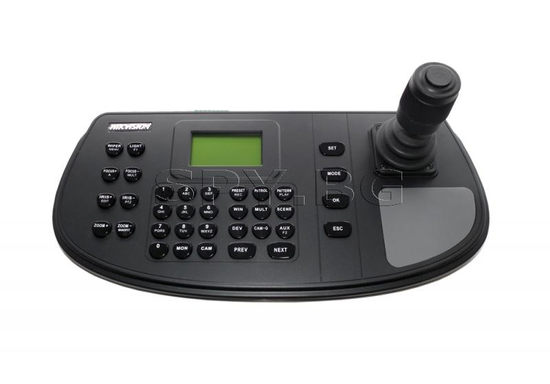 Kлавиатура за управление на DVR рекордери и PTZ камери HIKVISION