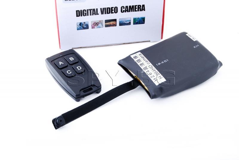 HD камера с дълго време за запис
