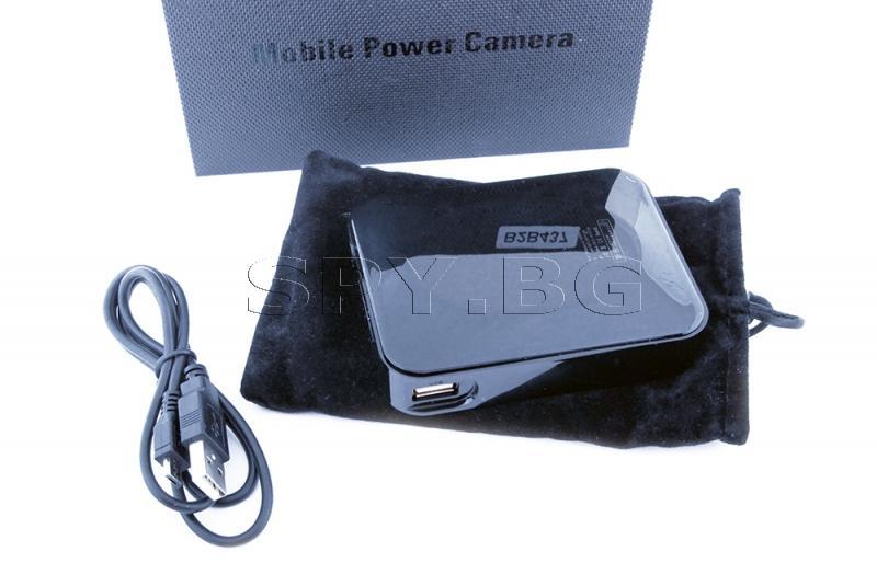 Скрита камера в power bank