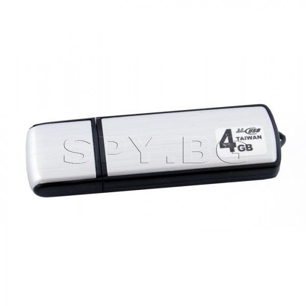 Цифров аудио рекордер с 4GB памет - 20часа