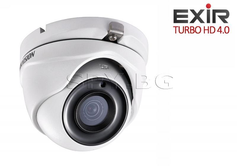 HD-TVI куполна камера 5MP HIKVISION