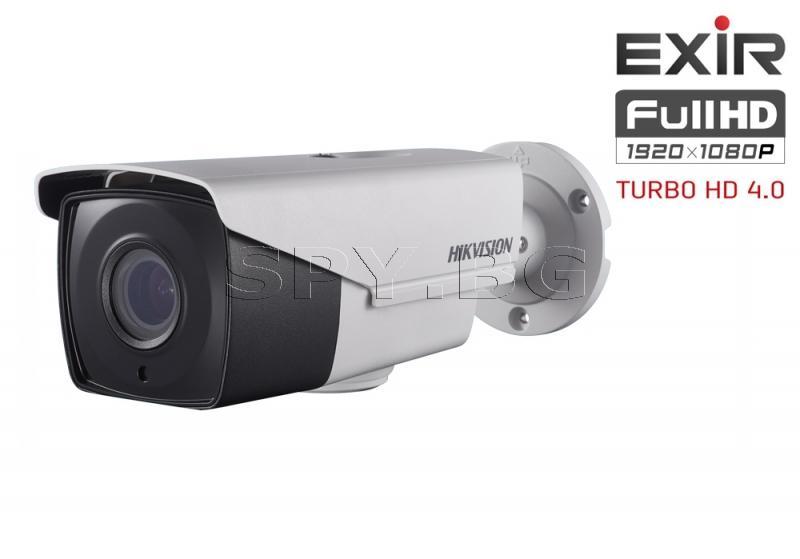 HD-TVI корпусна камера 2MP, FullHD HIKVISION