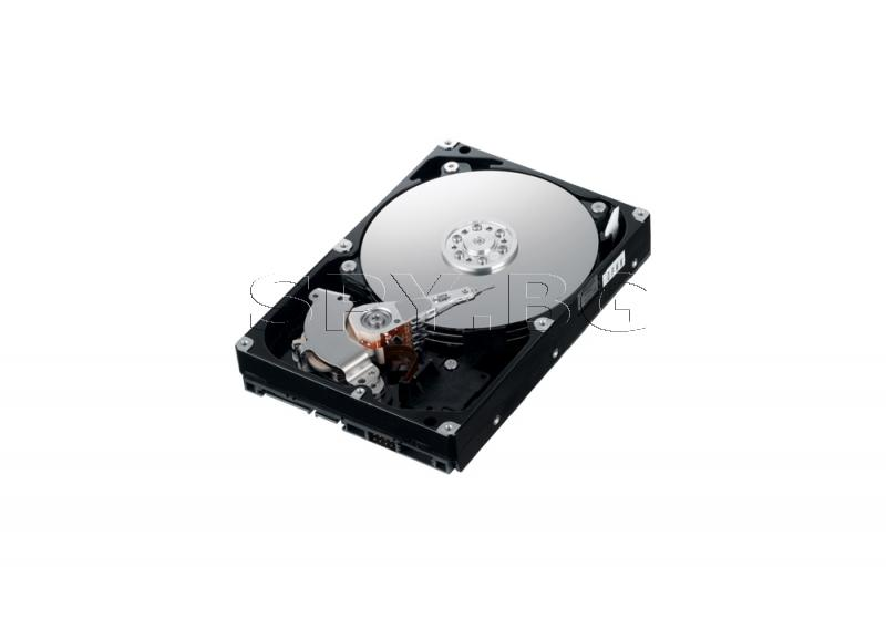 Твърд диск WD Purple (3.5, 3TB, 64MB, 5400 RPM, SATA 6 Gb/s)