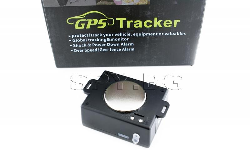 GPS тракер с магнити за закрепване