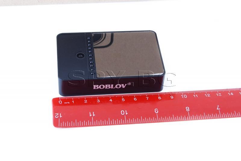 Миникамера с два обектива и магнит