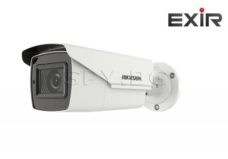 HD-TVI корпусна камера 5MP с EXIR - HIKVISION