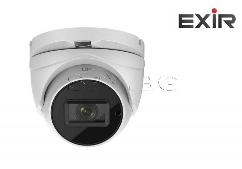 HD-TVI куполна камера 5MP с EXIR - HIKVISION