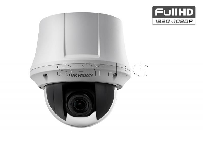 HD-TVI управляема PTZ камера 2MP - HIKVISION