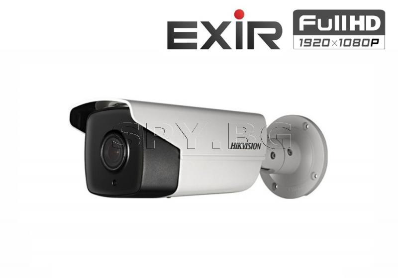 2MP IP камера Ден/Нощ, EXIR технология с обхват до 50м - HIKVISION