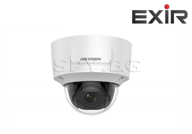 4MP IP камера Ден/Нощ с вградено IR осветление с обхват до 30м - HIKVISION