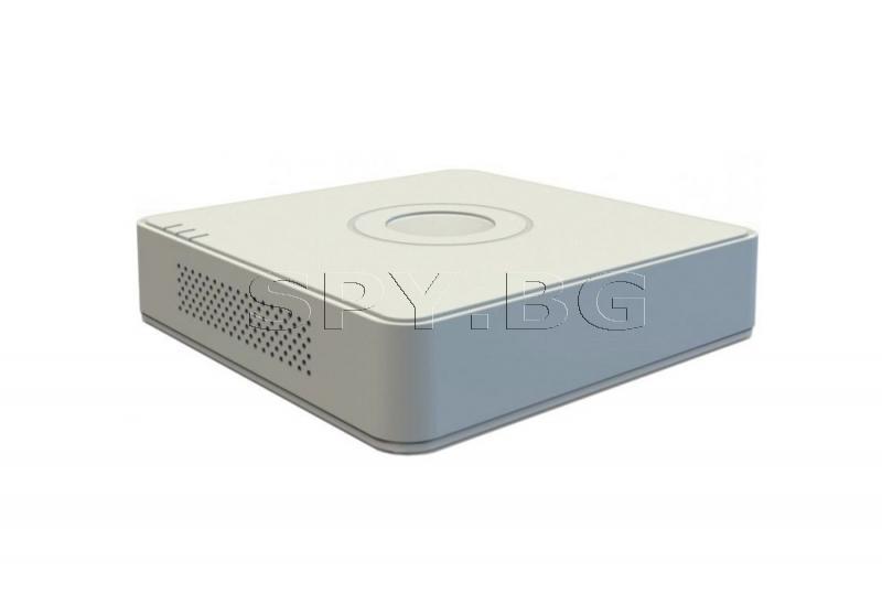 4-канален NVR рекордер/сървър до 4 MP - HIKVISION