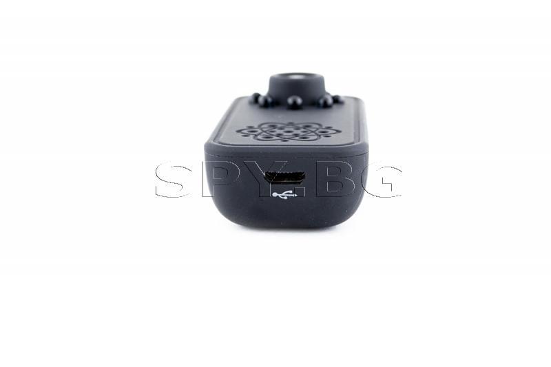 Широкоъгълна мини камера с детектор за движение