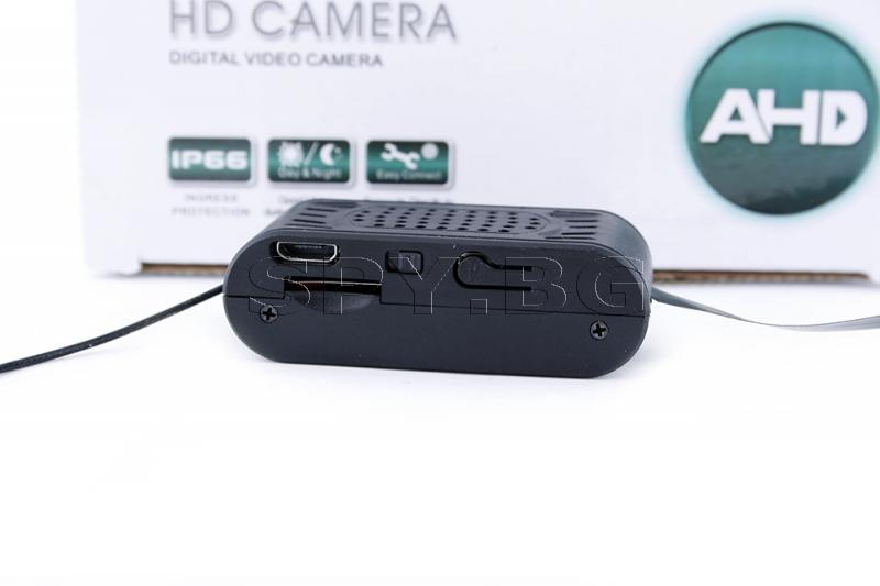 HD IP камера за вграждане