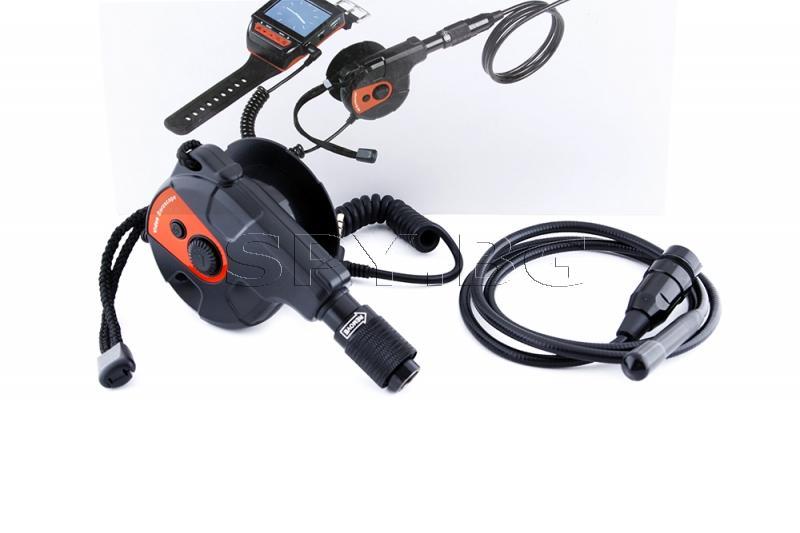 Ендоскоп с монитор за ръка 1м/8мм