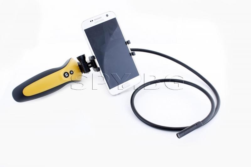 Ръчен Wi-Fi ендоскоп, 8,5мм/1м