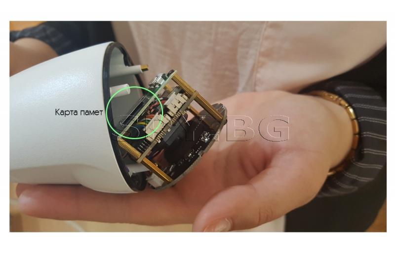 IP камера за външен монтаж 1080Р