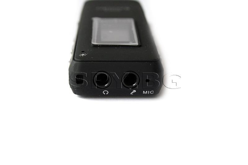 Многофункционален цифров аудио рекордер 4GB - 8 часа