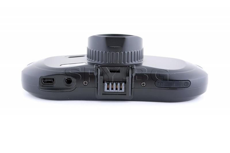 Видеорегистратор с GPS приемник