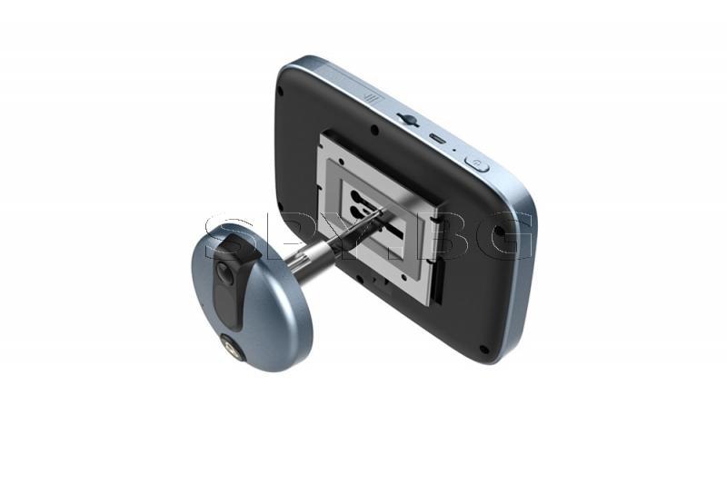 Златиста шпионка с дисплей