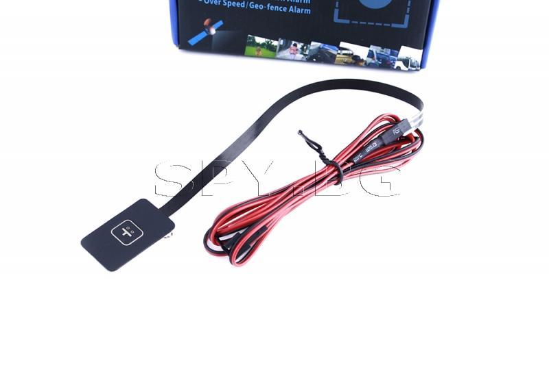 GPS тракер с микрофон и реле