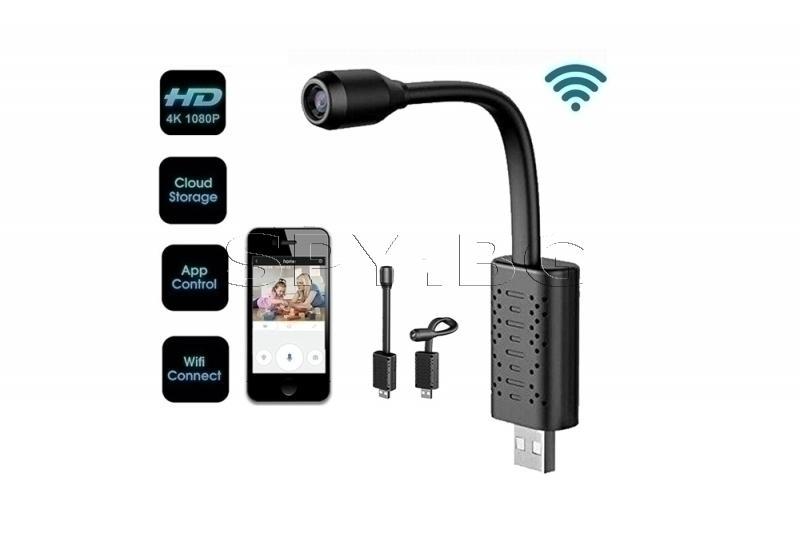 4k USB мини IP камера