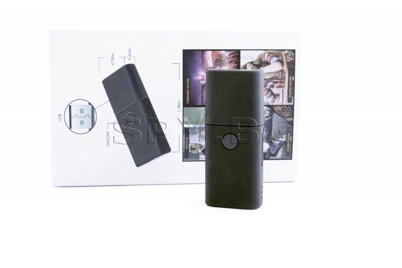 Скрита камера във флашка