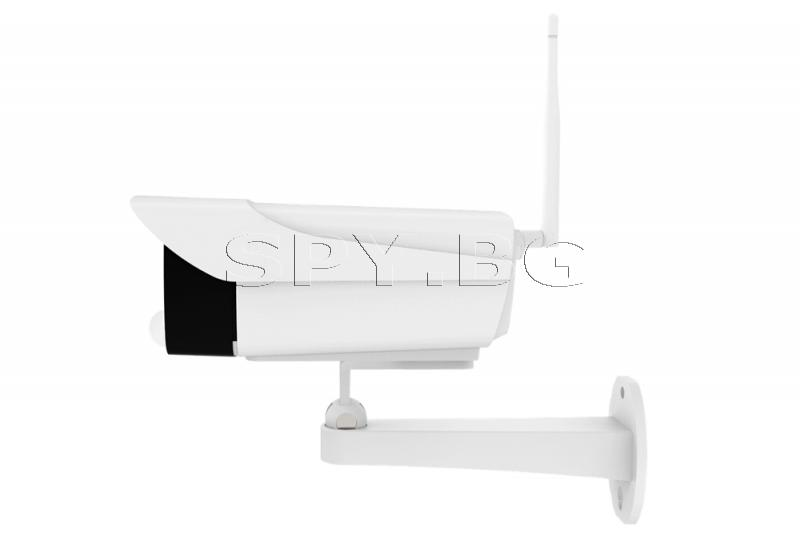 4G FullHD IP камера