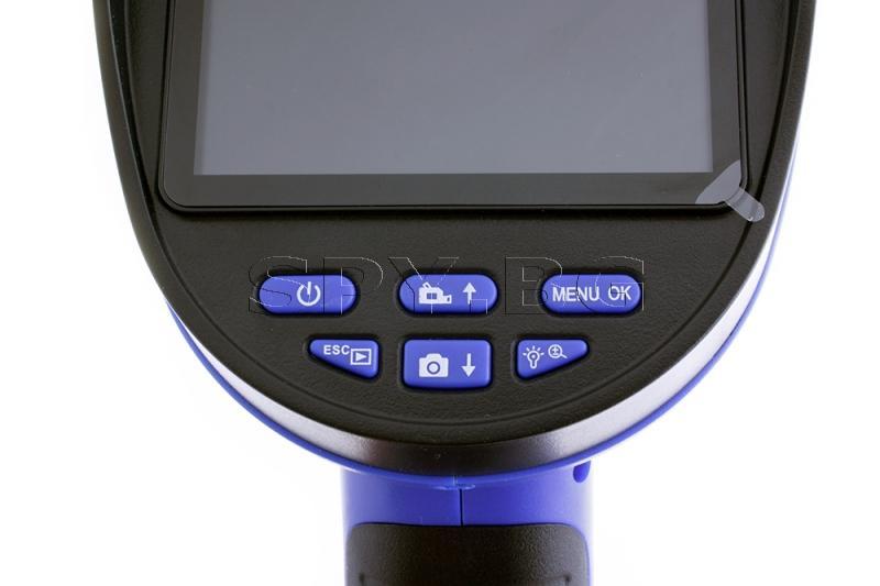 Ендоскоп със запис и изход за монитор - 1 м.