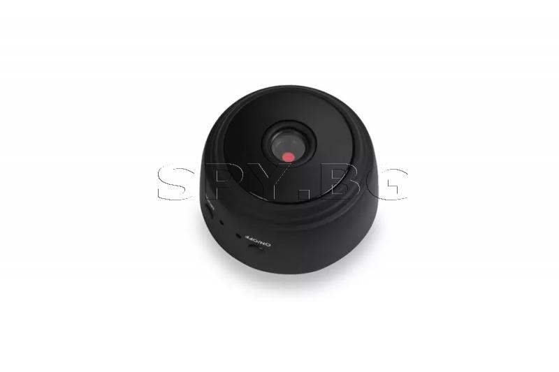Мини HD p2p Wi-Fi камера