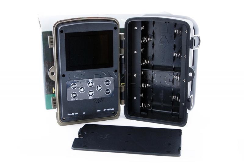 Мини HD ловна камера
