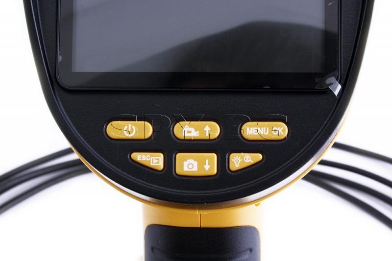 Ендоскоп с 5.5 мм камера и запис - 3 м.
