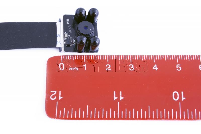 4k Wi-Fi камера - 60 см лентов кабел