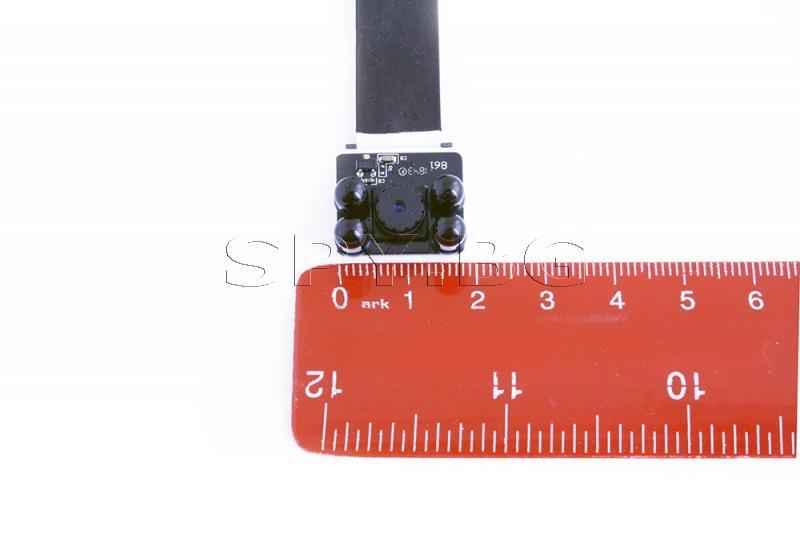 Wi-Fi камера с дълъг лентов кабел - 5 часа