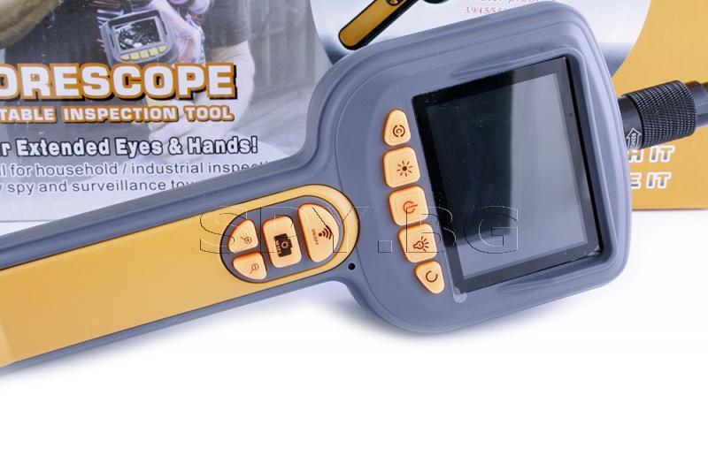 Wi-Fi ендоскоп с ръкохватка