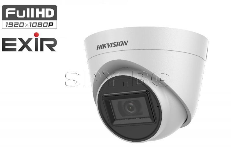 4в1 2MP камера, Coax Audio, EXIR - HIKVISION