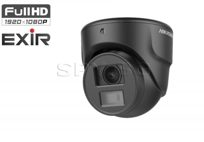FullHD HD-TVI/AHD/CVI/CVBS куполна камера HIKVISION