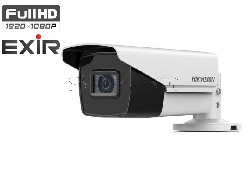 HD-TVI корпусна камера 4in1 - 2MP - HIKVISION