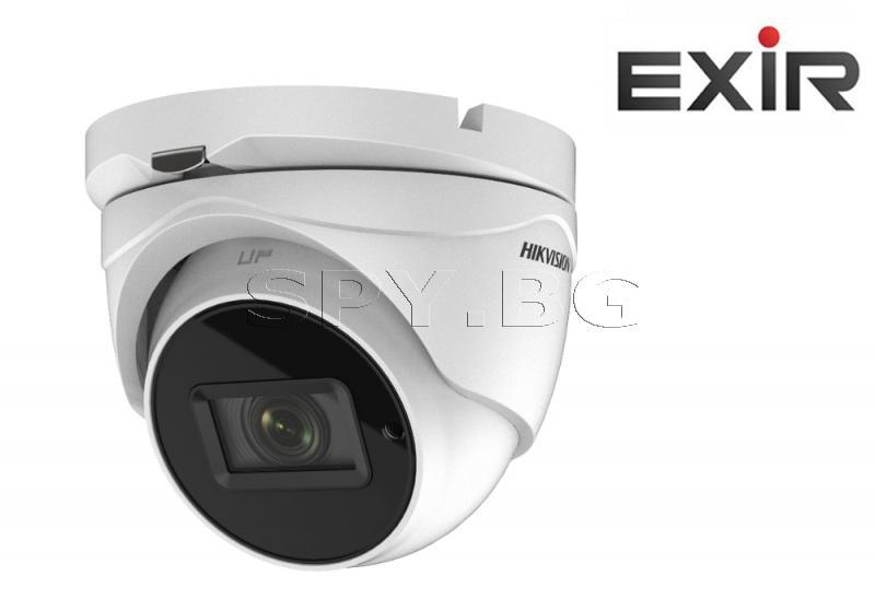 5MP HD-TVI Ultra-Low Light камера - HIKVISION